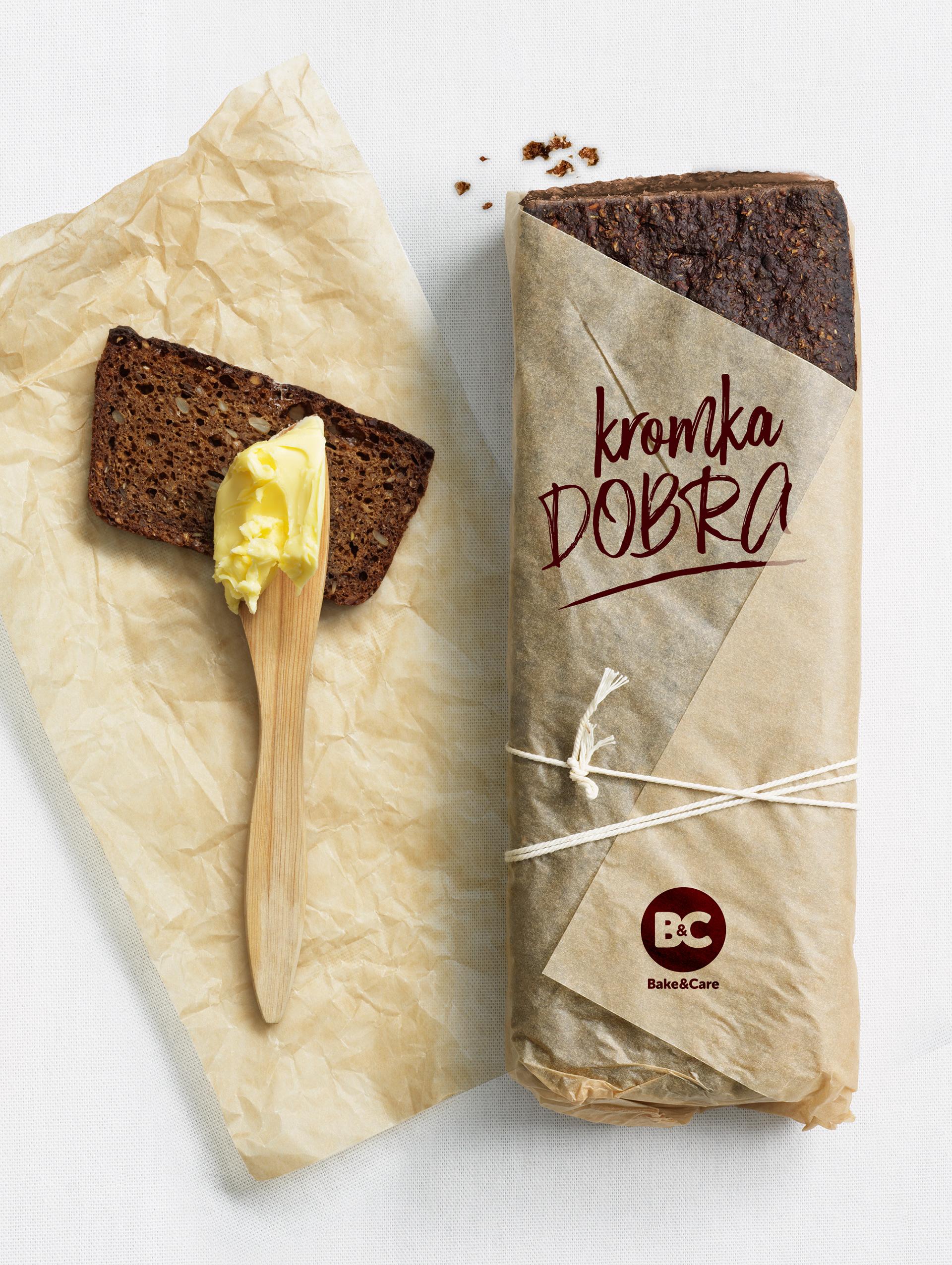 Bake&Care + Kromka Dobra